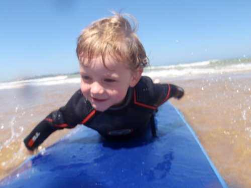 Surfing Holidays for families