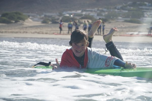 Kids will love surfing with us